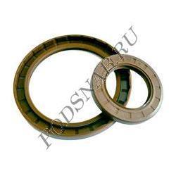 Манжета фторкаучуковая армированная 2-110х140х12 FPM