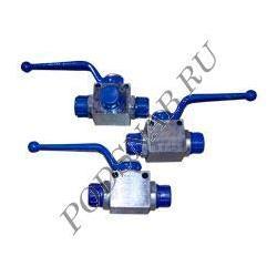 Кран гидравлический для РВД трехходовой S24-S24-S24 М20х1.5 -М20х1.5 -М20х1.5