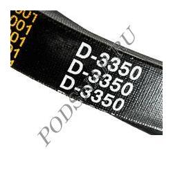 Ремень клиновой DГ-3550 Lp/3475 Li ГОСТ 1284-89 HIMPT