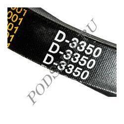 Ремень клиновой DГ-3475 Lp/3400 Li ГОСТ 1284-89 HIMPT