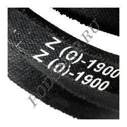 Ремень клиновой ZО-630 Lp/610 Li ГОСТ 1284-89 RUBENA
