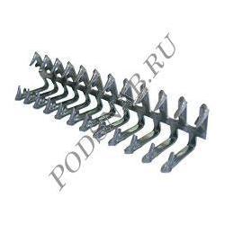 Механический соединитель для транспортёрных лент двухболт./рем.серия МАТО MSX190 толщ.ленты 8-14мм