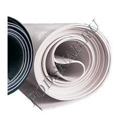 Резина пищевая 3 тип 10х700х700мм светлая ГОСТ 17133-83