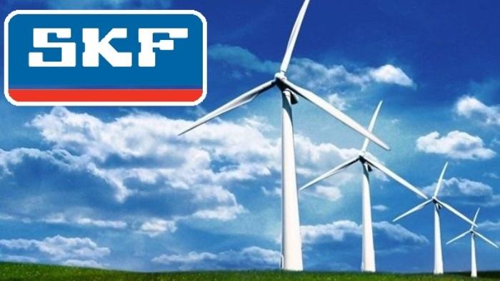 Компания-производитель SKF (Швеция) активно занимается разработкой новых подшипников для ветроустановок