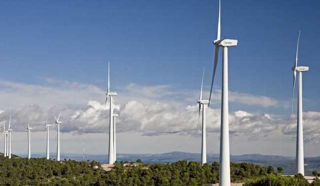 Подшипники для современных ветроэнергетических установок